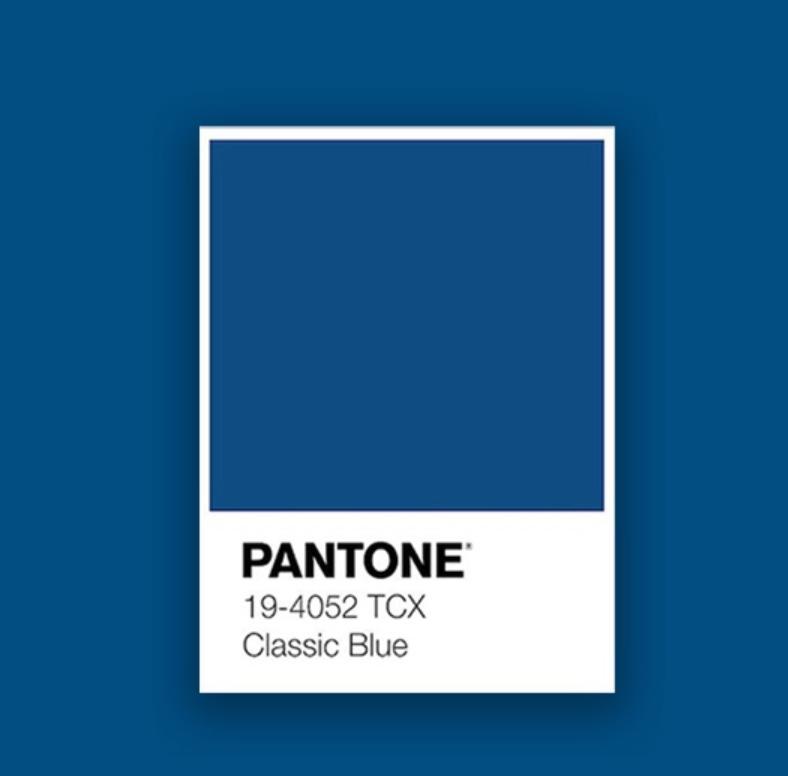 análise cromática pantone