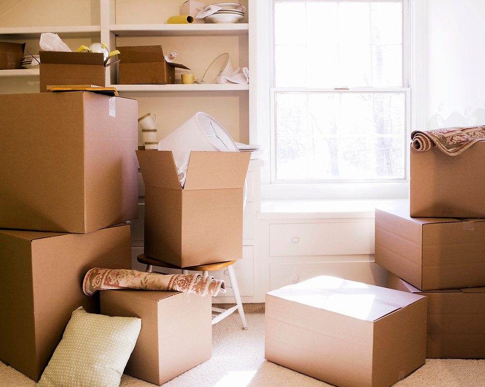 Moving and Packing service. Packing before moving out of Korea