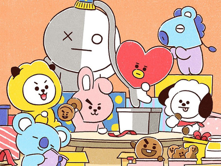 What are BT21.. and where to find them!