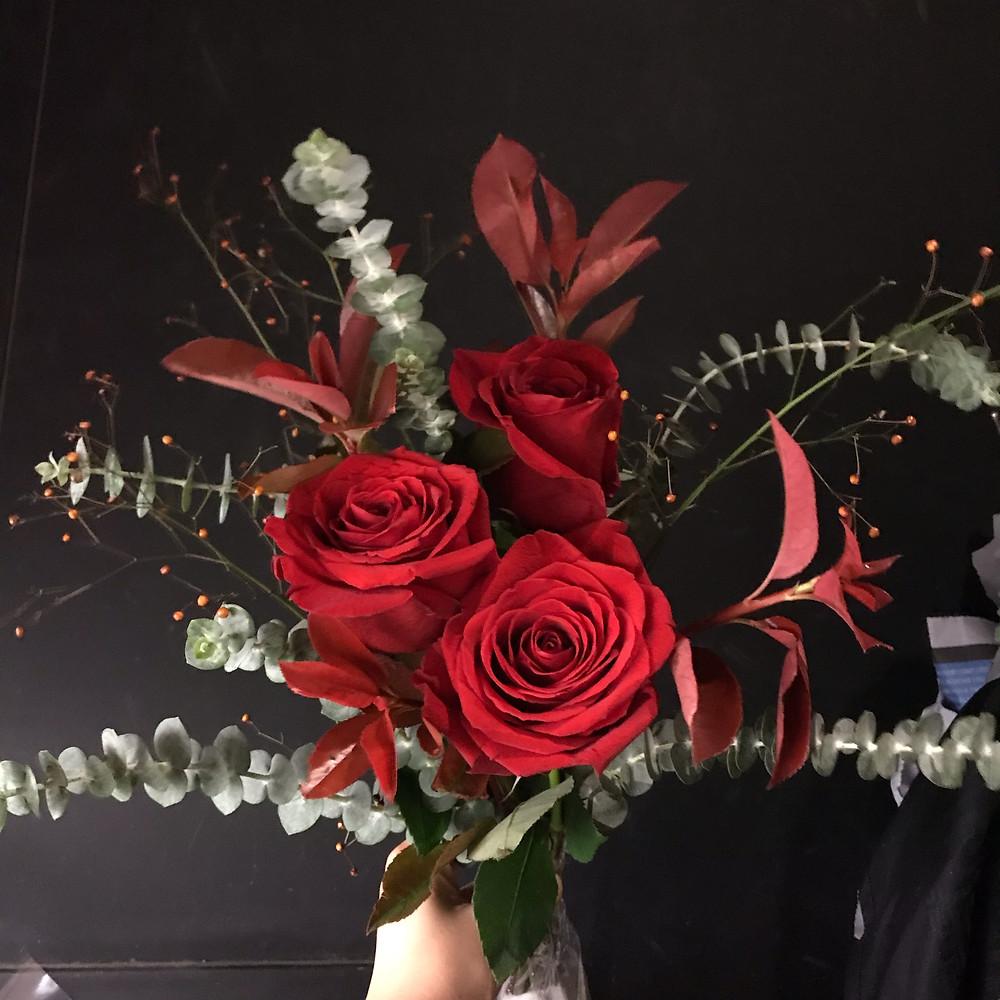 Custom flower delivery