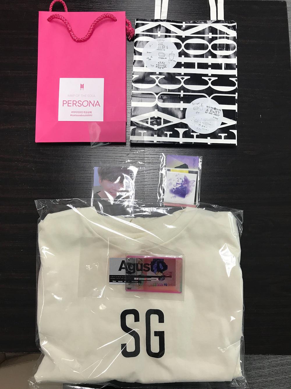 BTS Personna Kits