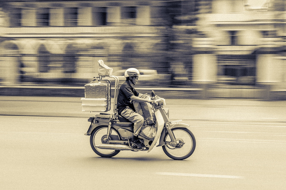 delivery service in korea, delivery in korea, quick delivery