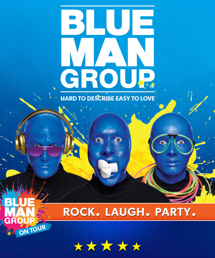 Blue Man Group World Tour 2020 Seoul