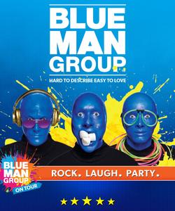 Blue Man Group World Tour 2020 Seoul