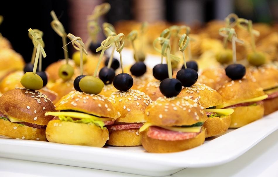 Food delivery, catering service in Seoul south korea