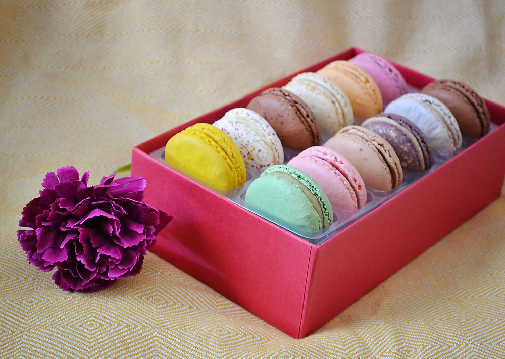 Macaroon Gift set for valentines