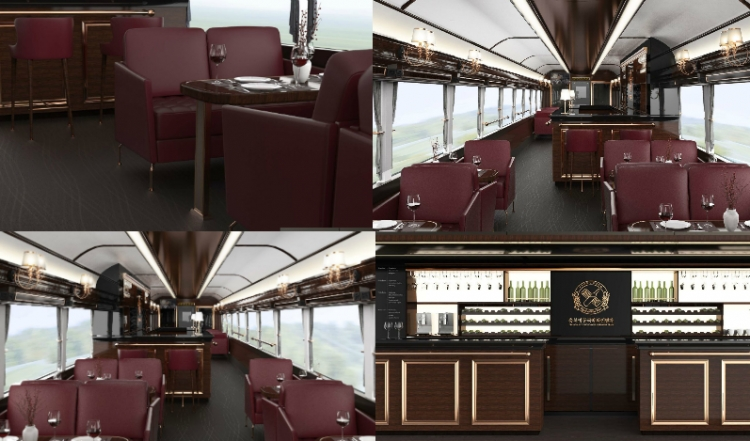 Korea Wine Train