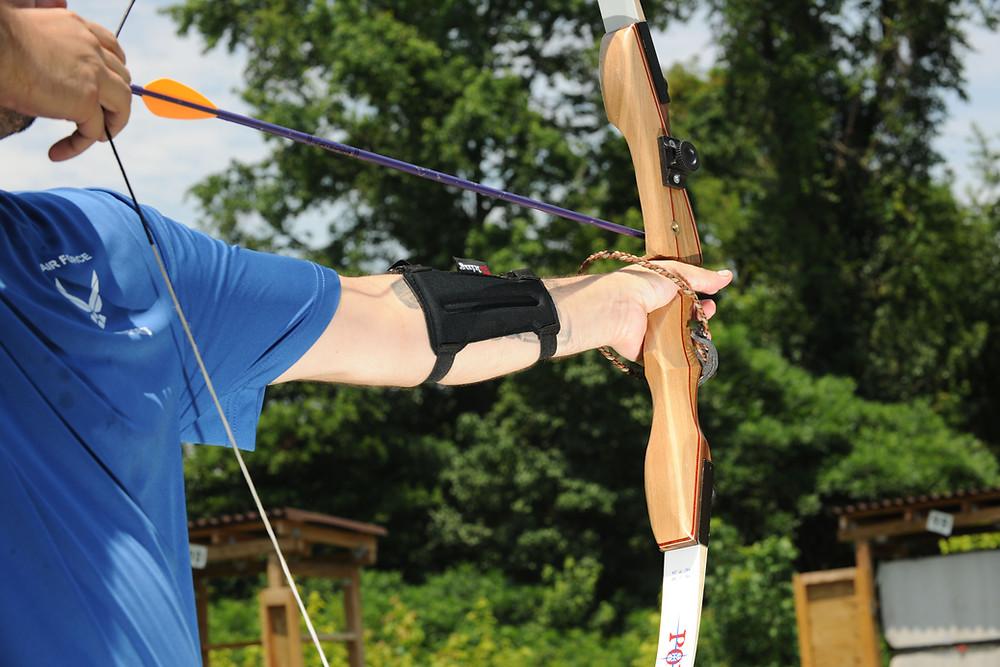 archery range in south korea