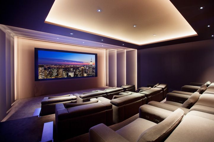 Private Cinema Room Booking in Korea