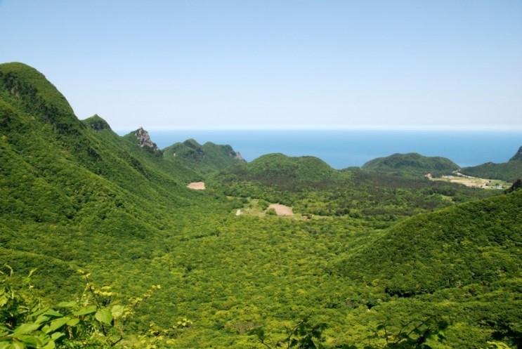 Beautiful Ulleungdo Travel Guide