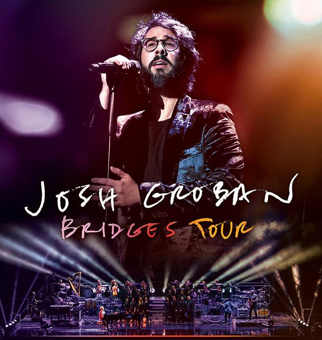 Josh Groban on concert in Korea, bridges tour