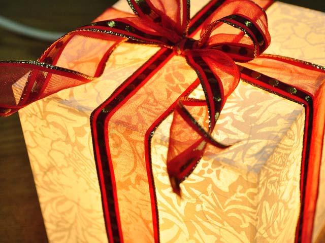 灯りの贈り物 レッド2015