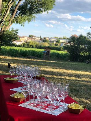 Balade vigneronne 20 août 2021