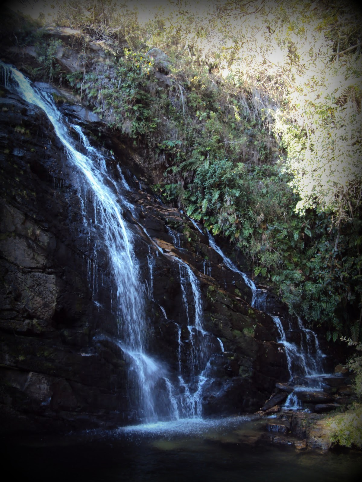 Cachoeira da Caverna