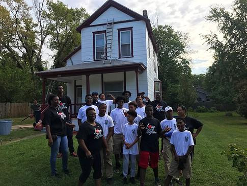 Love Thy Neighbor Project