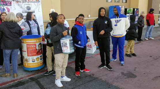 Hot 103.3 Jamz Toy & Food Drive