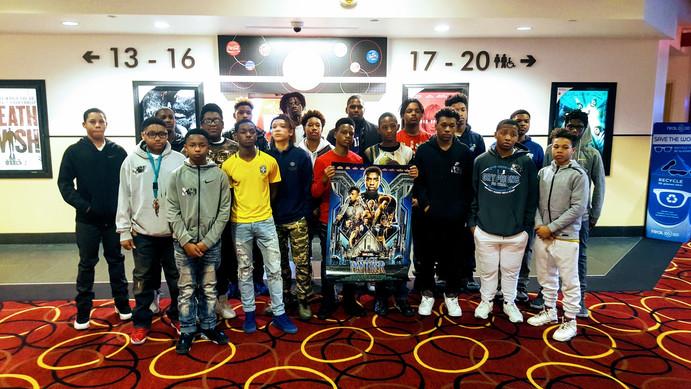 Black Panther Movie Screening