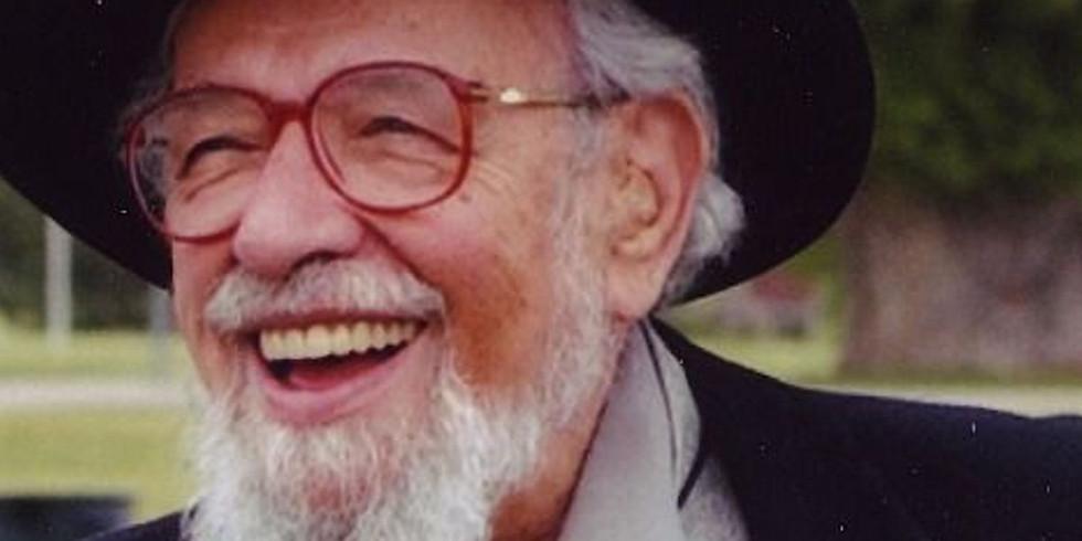 Remembering Reb Zalman