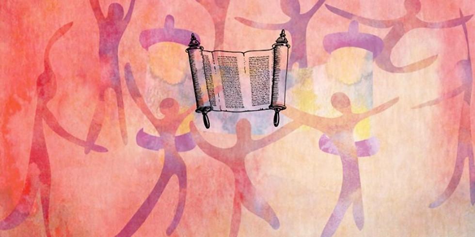 Simchat Torah with MECh & MOS