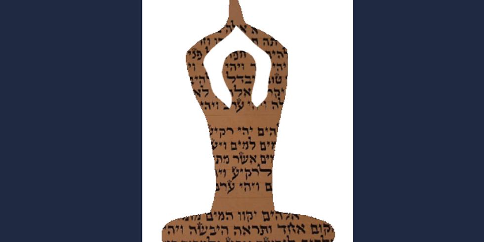Alt-Shabbat: Yin Yoga Edition