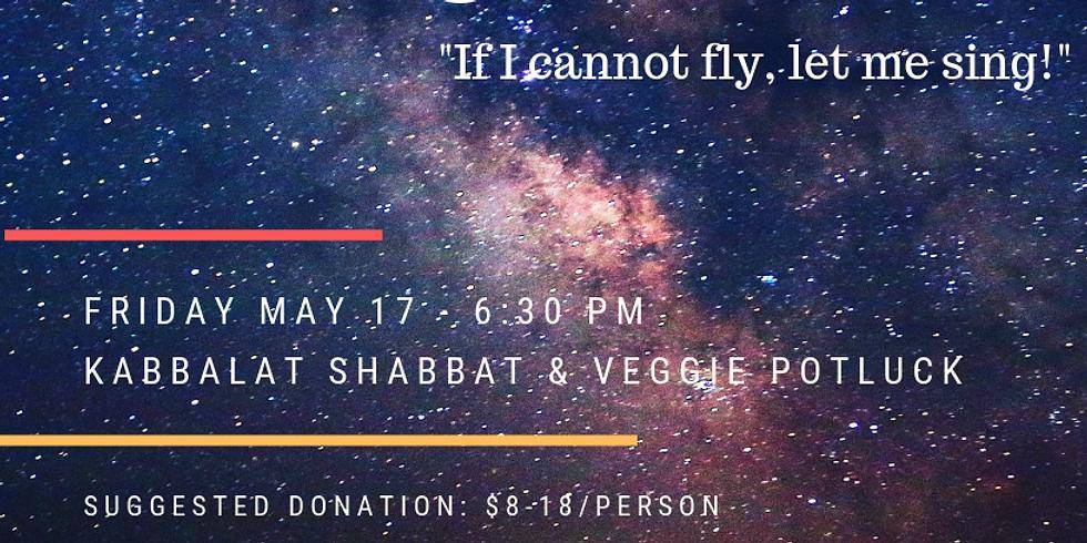 3rd Friday Shabbat Service