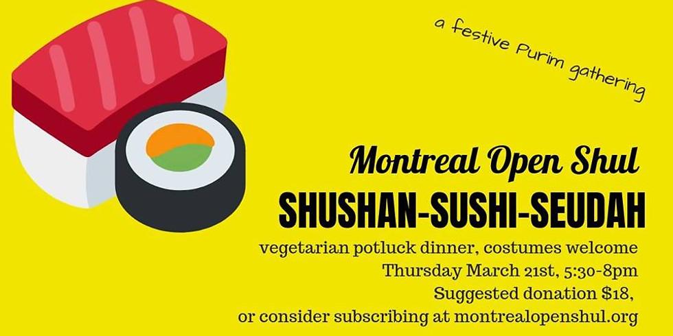 Shushan-Sushi-Seudah