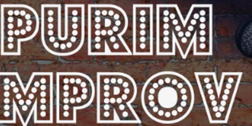 Purim Comedy Improv