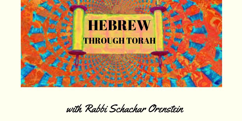 Hebrew Through Torah