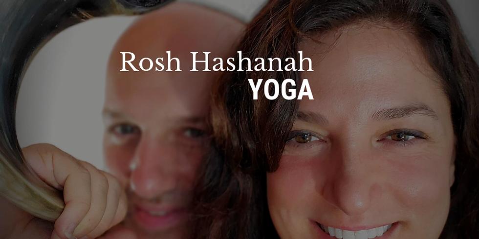Rosh Hashana Yoga Service