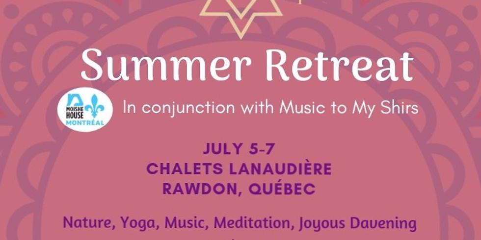 MOS Summer Retreat 2019