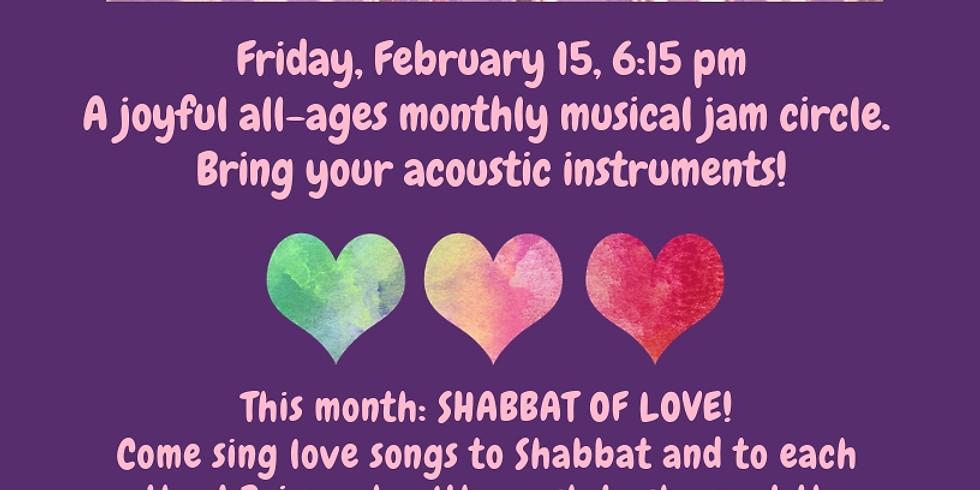 Kabbalat Shabbat Jam @ The Y