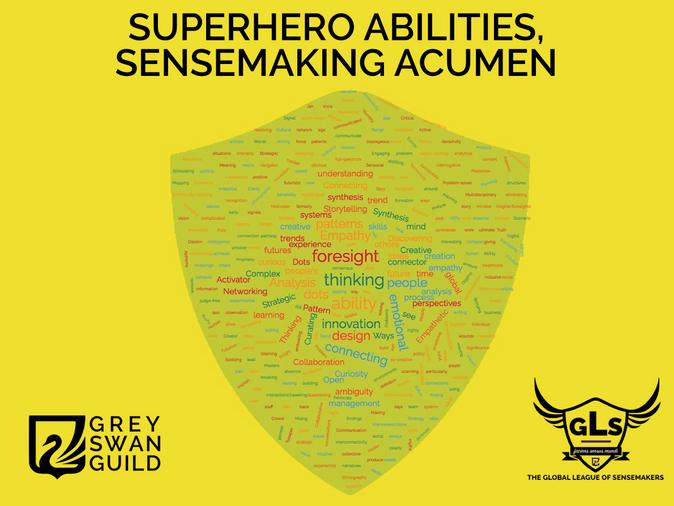 Superhero abilities
