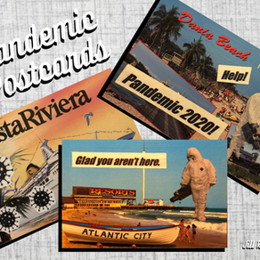 Pandemic Postcards