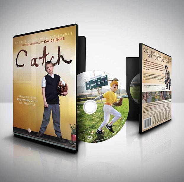 David Henrie DVD sale of Catch the short film