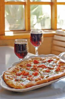 Saggio's Famous Pizza