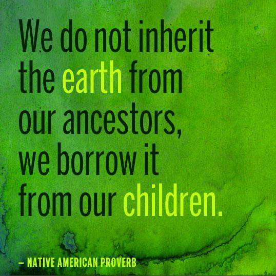 Ancestor's Quote