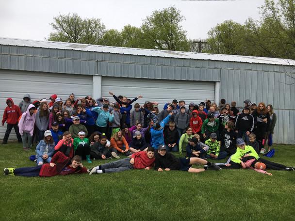 6th Grade Farm Safety Day