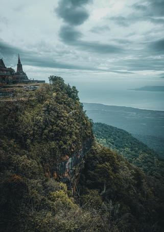 Bokor Mountain, Cambodia