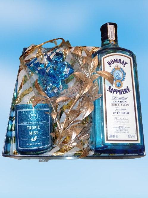 #04 Bombay Sapphire