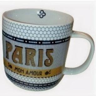 Paris Mug (per each)