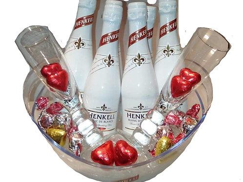 #09 Henkell party bucket