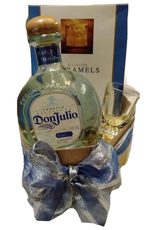 #13 Don Julio BlancoTequila Pack