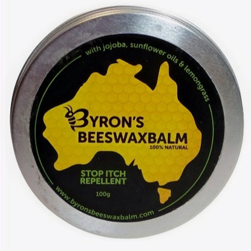 Byrons Beeswax Balm Stop Itch Repellent
