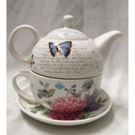 Tea for one - Butterfly