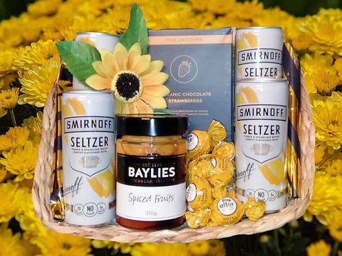 #33 Smirnoff Mango Seltzer