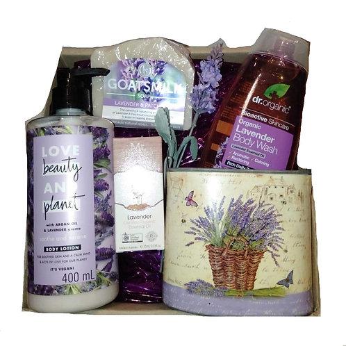 #03 Lavender care pack