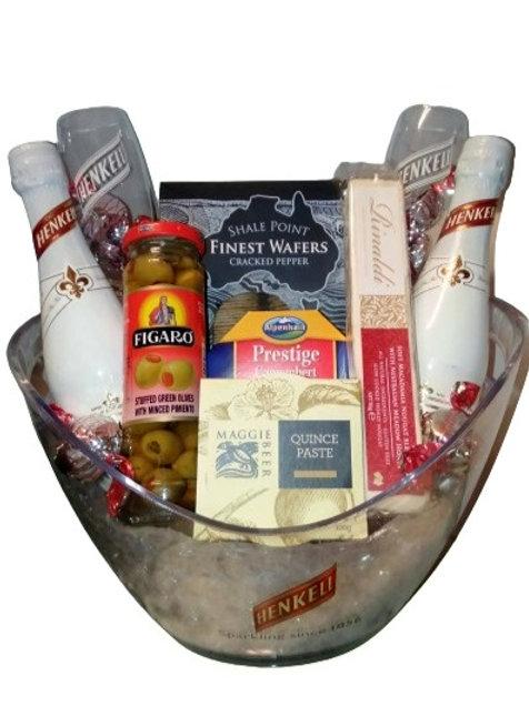 #09 Henkell snack bucket