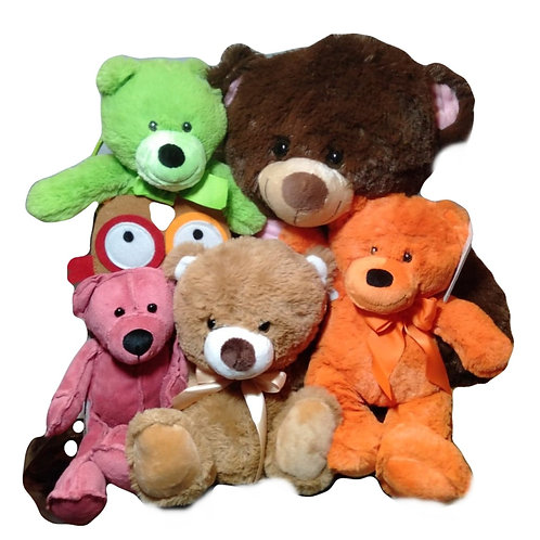 # Teddy Bears (Various Prices)