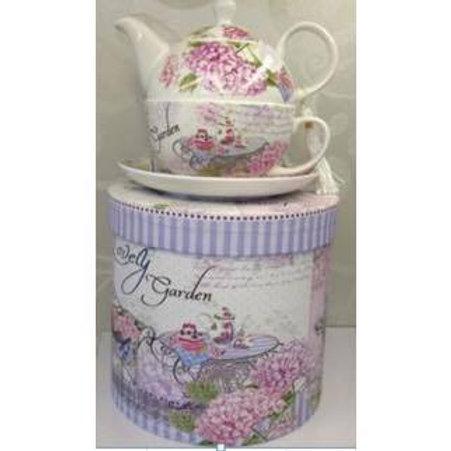 Tea for one - Lovely Garden