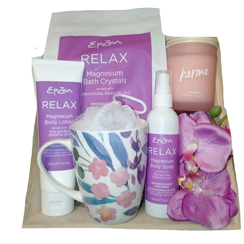 #82 Relax  pack